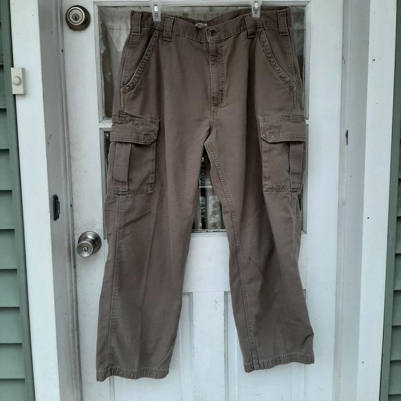 Carhartt Mens Dungaree Fit Pants 38/32